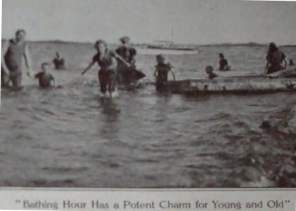 swimming 1914
