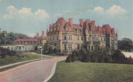 Old Ontario Government House postcard