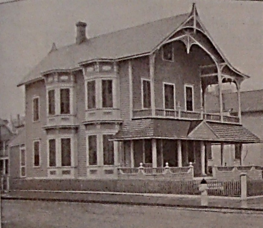 Before And After Houses A Hundred Years Ago