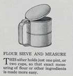 flour sieve