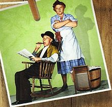 Ma and Pa Kettle (Source: Wikipedia)