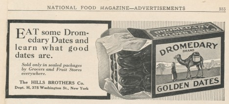 Source: National Food Magazine (December, 1914)