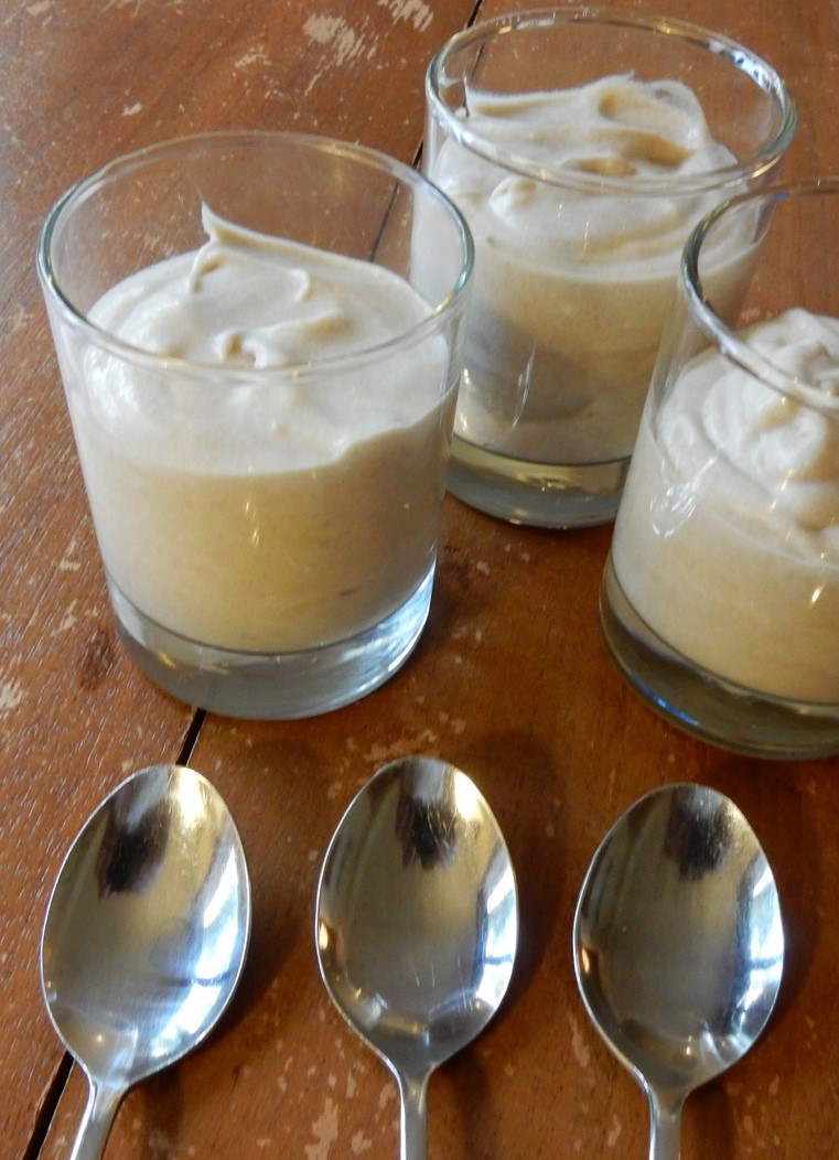 ... Coffee Pudding in a hundred-year-old Ladies Home Journal I had to try