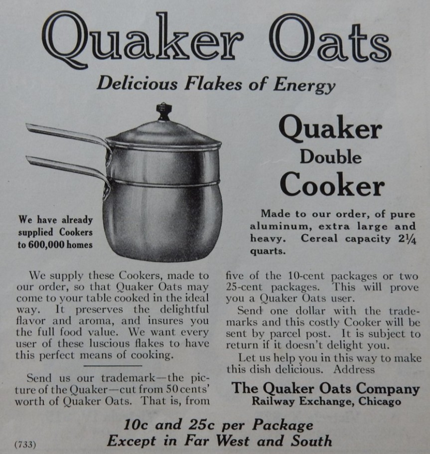 Double Boiler Ad (LHJ, 1-1915)