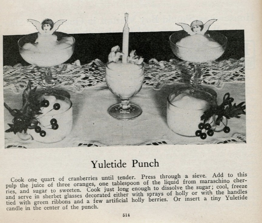 Source: National Food Recipe (December, 1914)