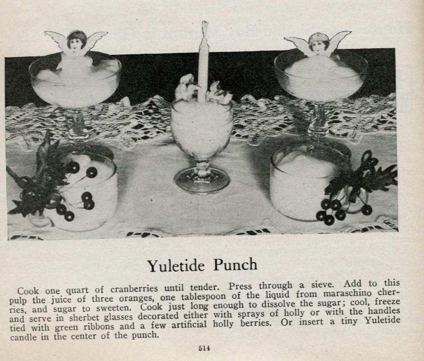 Source: National Food Recipe (December, 1914)