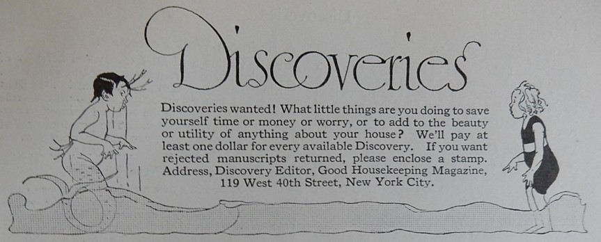 Source: Good Housekeeping (January, 1916)