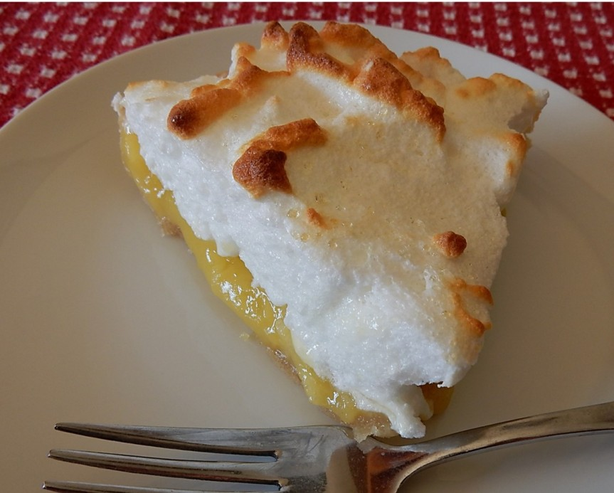 lemon cream pie c