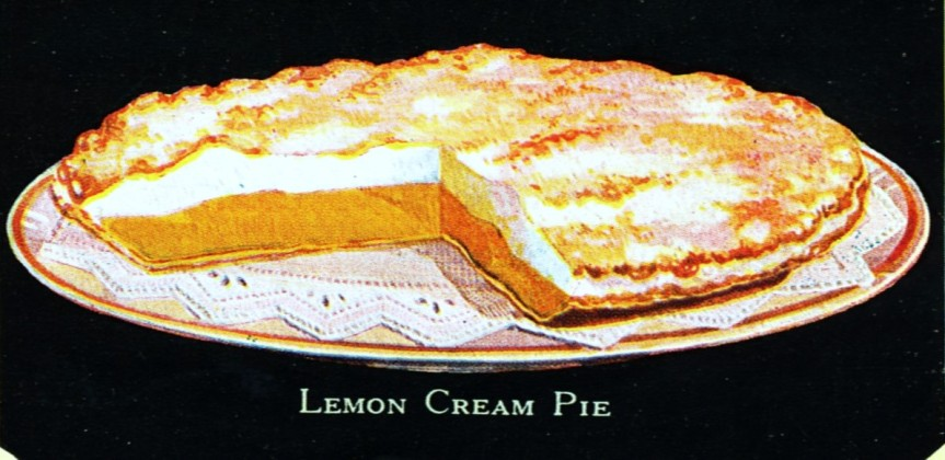 Source: Reliable Recipes, Published by Calumet Baking Powder Co. (1912)