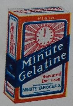 Minute Gelatine 5 1916