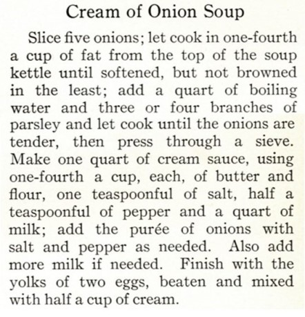 Source: American Cookery (Boston Cooking School Magazine), March, 1916