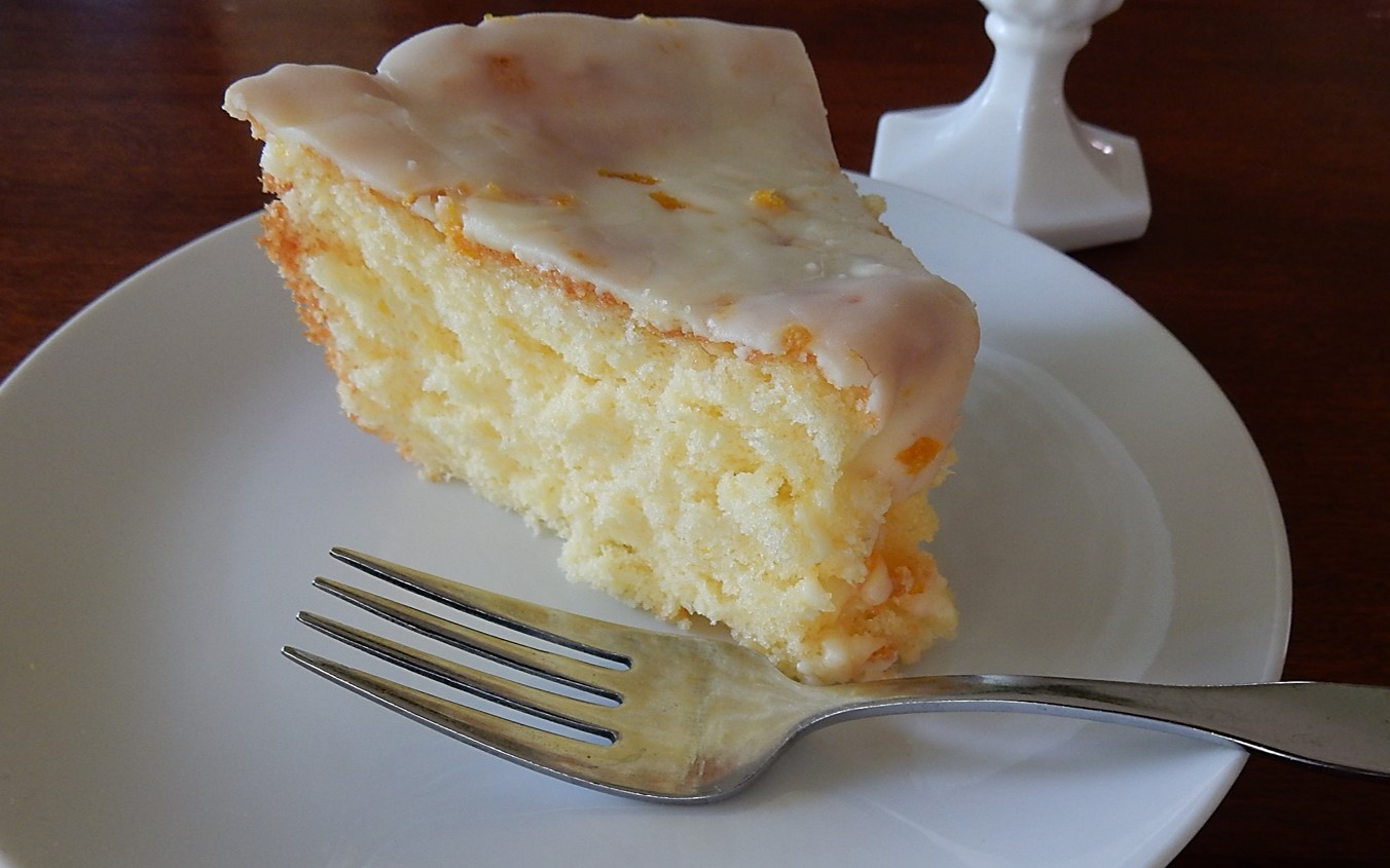 Florida Sunshine Cake Recipe