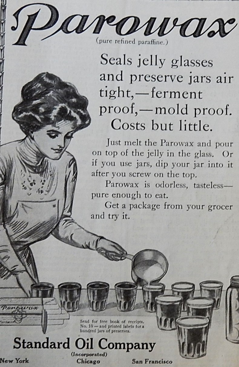 Source: Ladies Home Journal (August, 1911)