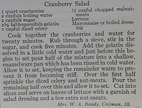 Source: Good Housekeeping (December, 1916)