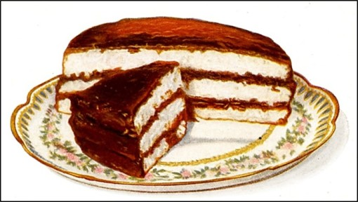 cake with icing