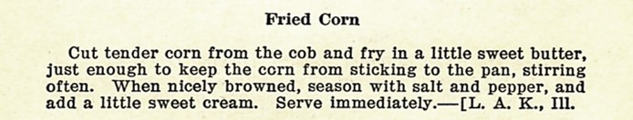 fried corn in bowl