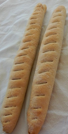 Recipe for Crusty French Bread